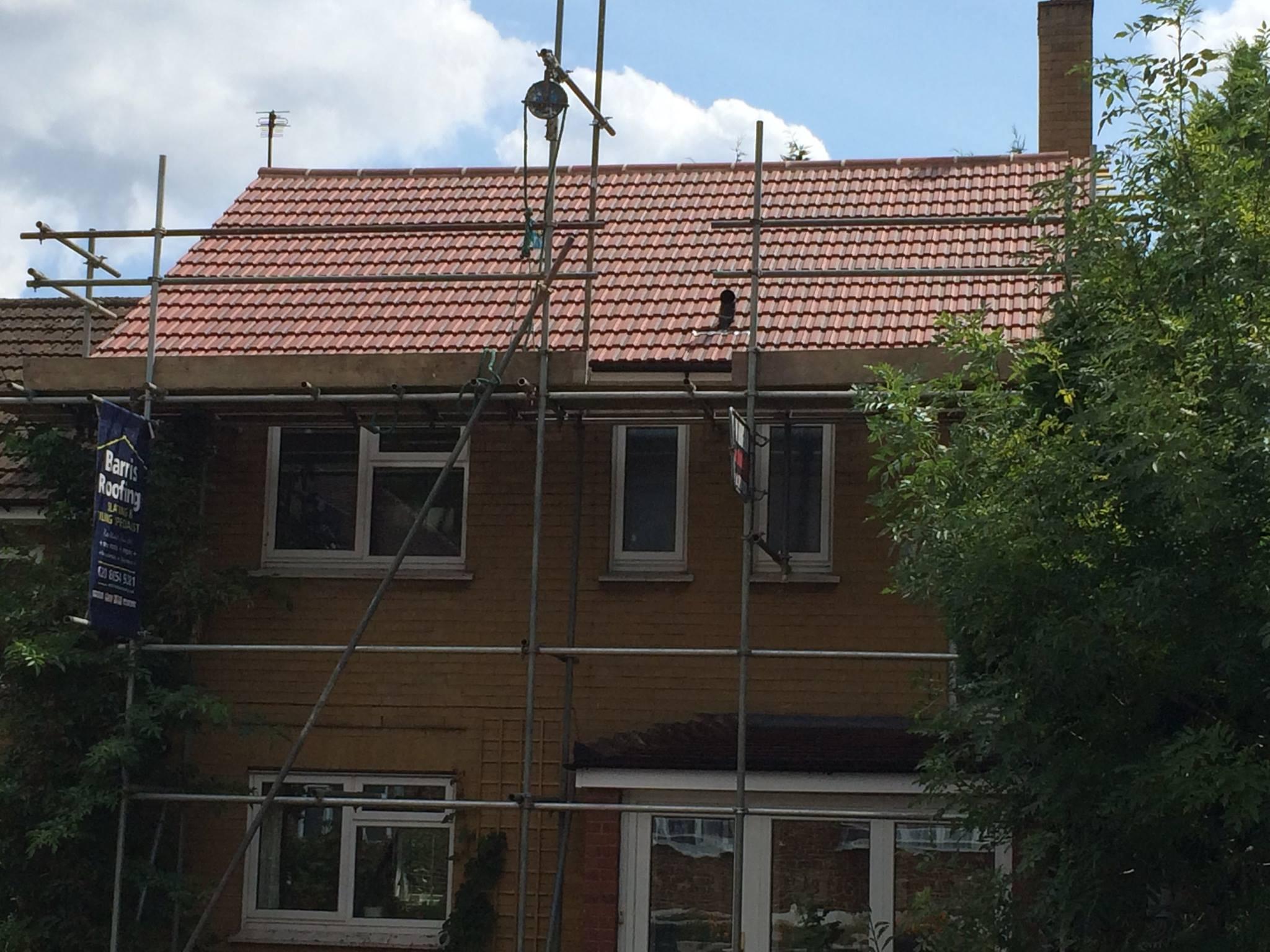 Redland 49s In Croydon Barris Roofing